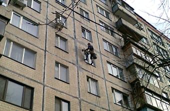 Герметизація міжпанельних швів в Івано Франківську
