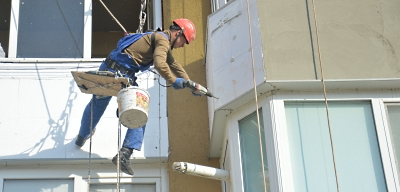 Зовнішнє утеплення балкона або лоджії в Франківську
