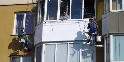 Утеплення балкона Франківськ